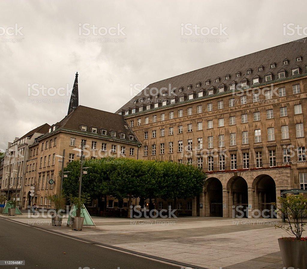 Bochum stock photo