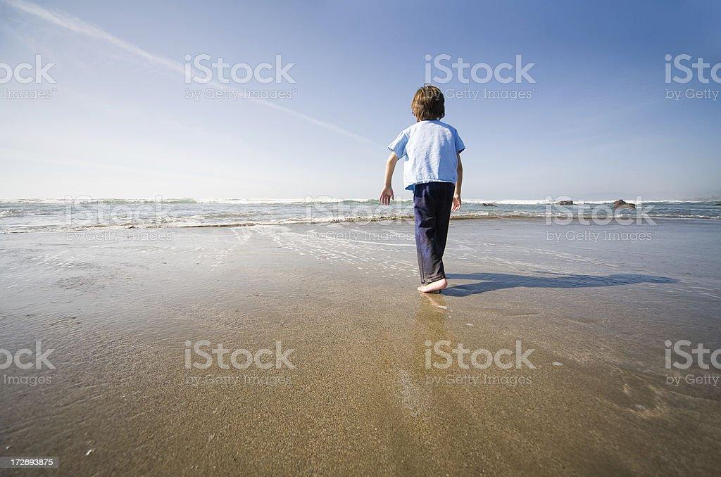 Bodega Bay Daytime stock photo