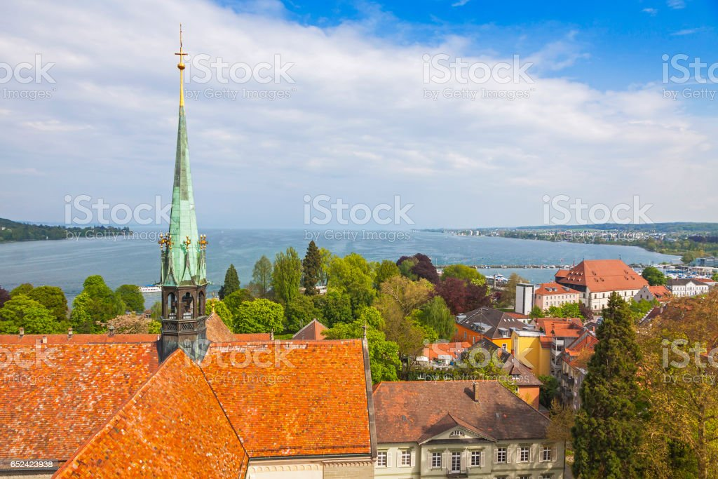 Boden lake, Baden-Wuerttemberg, Germany stock photo