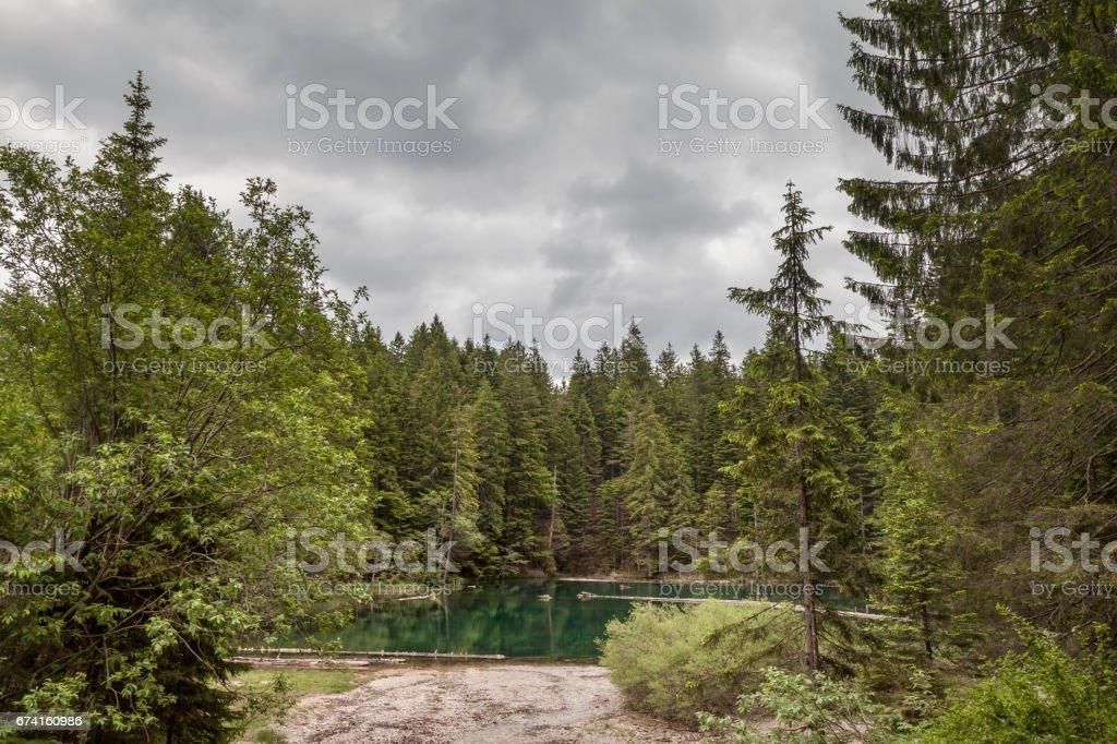 Bodensee, Kärnten stock photo