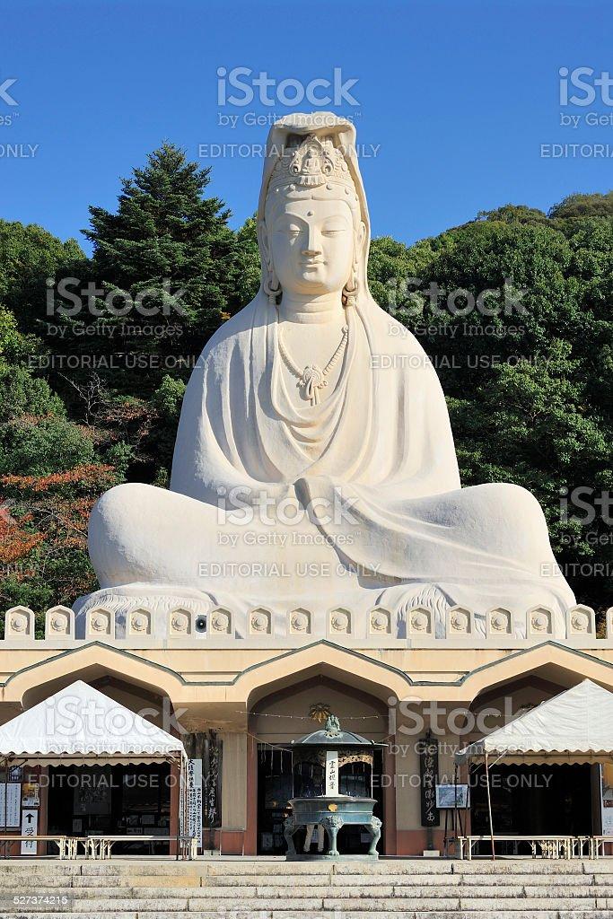 Bodhisattva Avalokitesvara stock photo