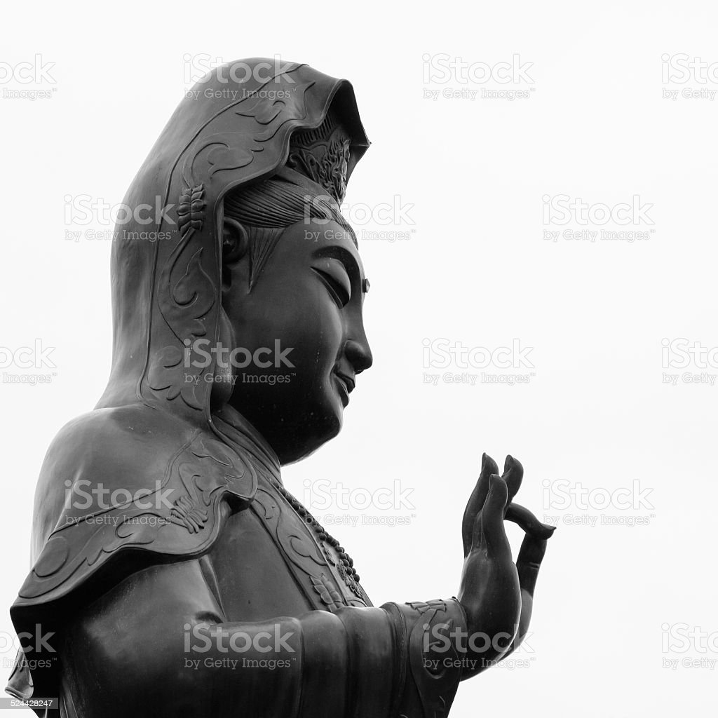 Bodhisattva stock photo