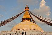 Bodhnath Stupa, Nepal