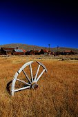 Bodie - abandoned city from the goldrush century - California, USA
