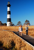Bodie Island Lighthouse, Outer Banks, North Carolina