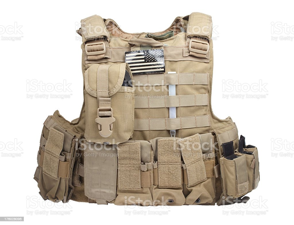 body armor (XXL) stock photo