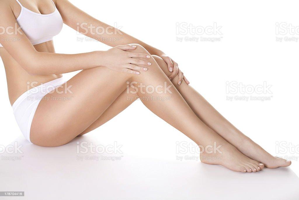 Body care. stock photo