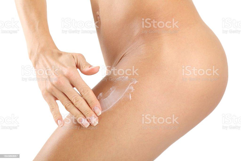 Body care royalty-free stock photo