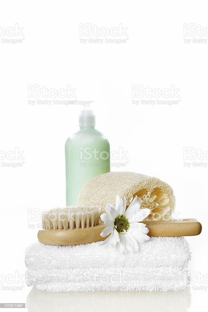Body Care Treatment royalty-free stock photo
