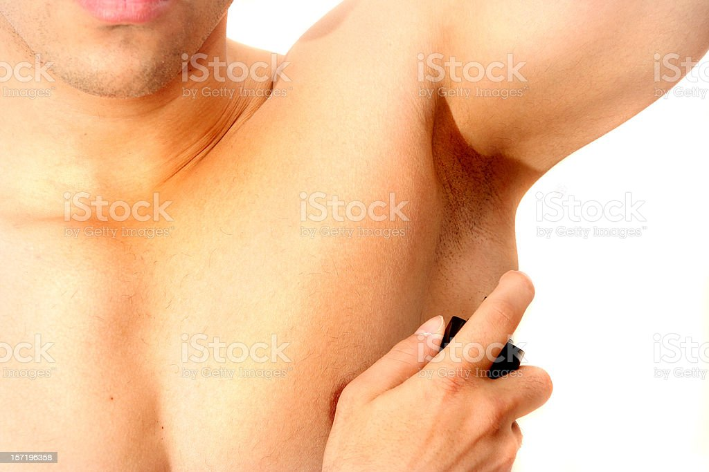 Body Hygiene stock photo