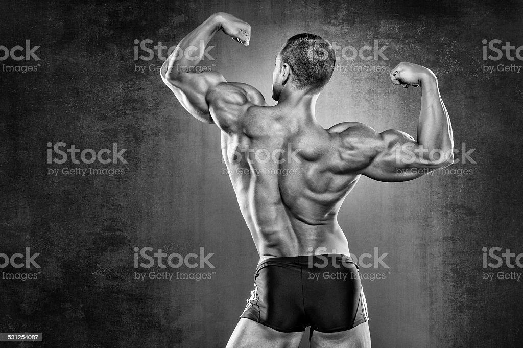 Body Of Work stock photo