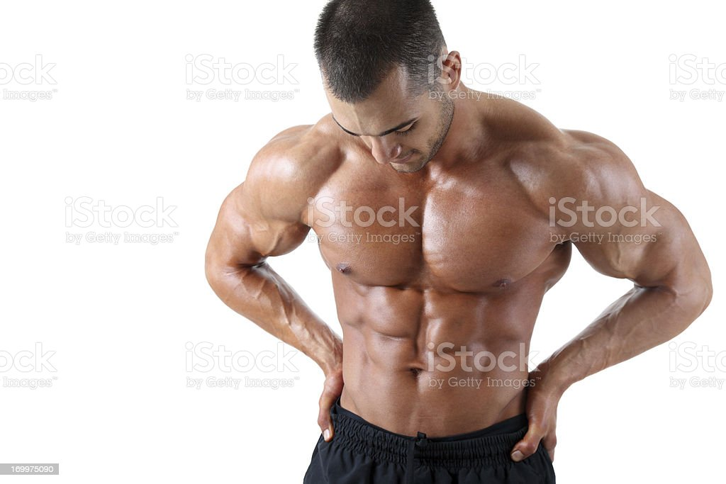 Body perfection royalty-free stock photo