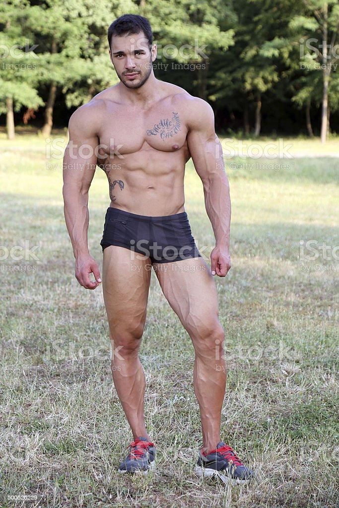 Body perfection royalty-free stock photo