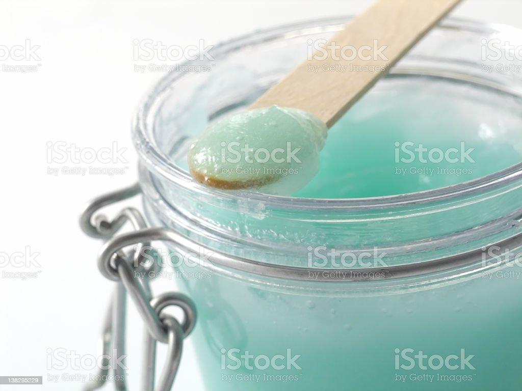 Body Scrub royalty-free stock photo