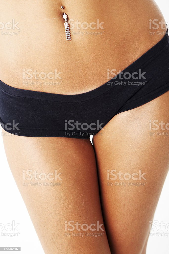 Body Shape royalty-free stock photo