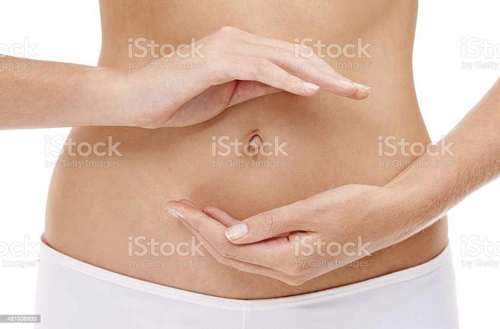Body wellbeing stock photo