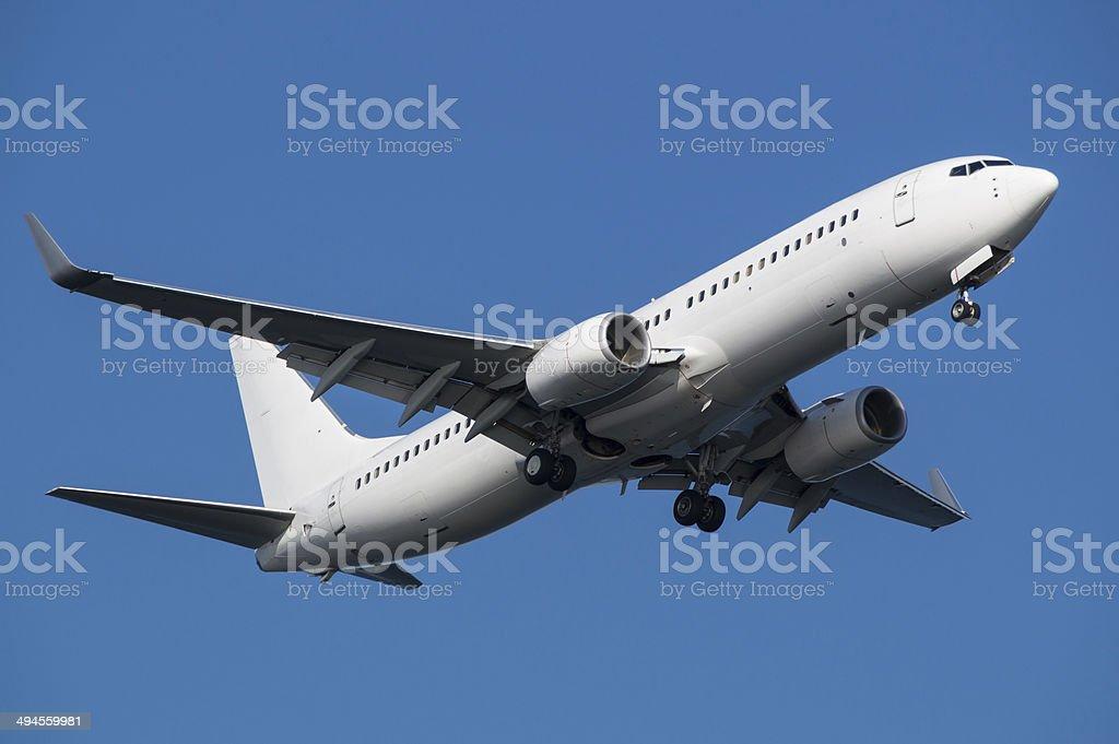 Boeing 737-800 stock photo