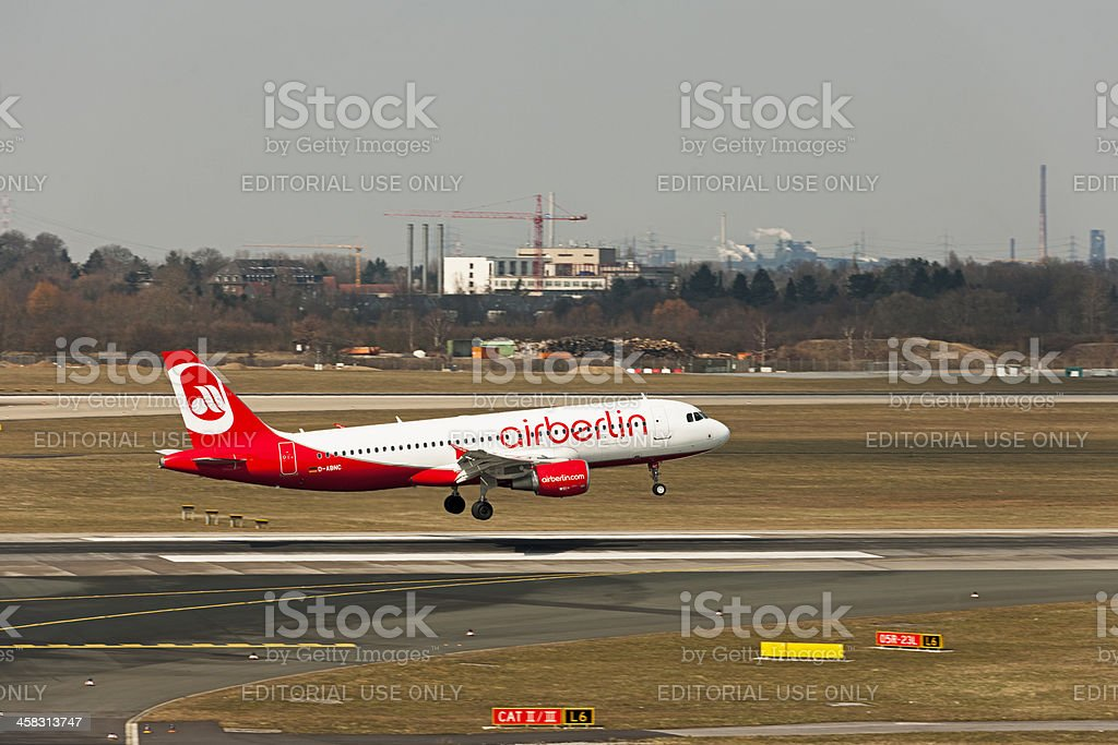 Boeing 737-86J royalty-free stock photo