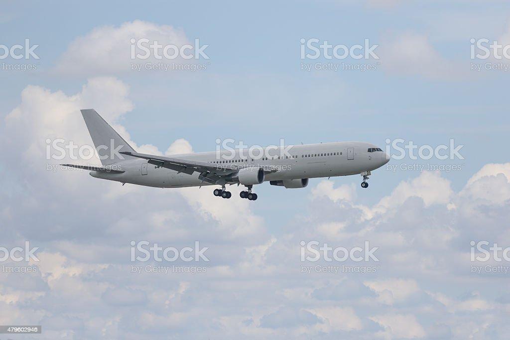 Boeing 767 300 ER Airliner stock photo
