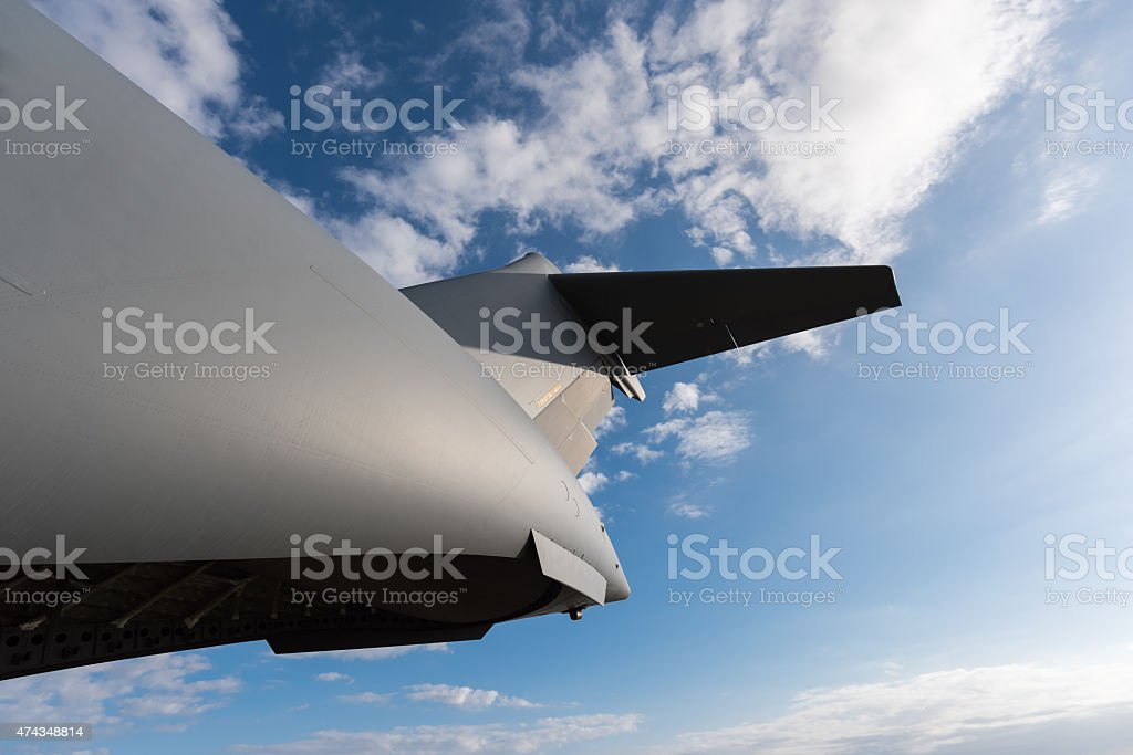 Boeing C17 Globemaster foto royalty-free