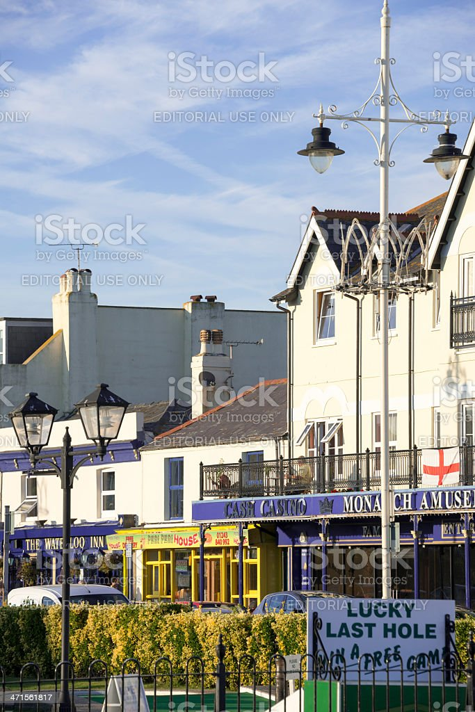 bognor royalty-free stock photo