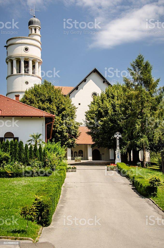 Bogojina, Slovenia stock photo