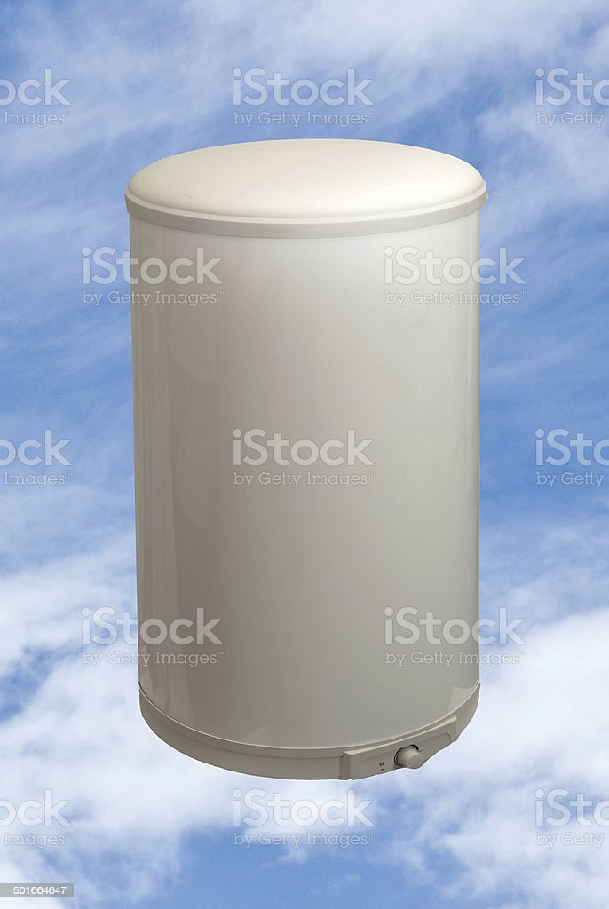 boiler a gas royalty-free stock photo