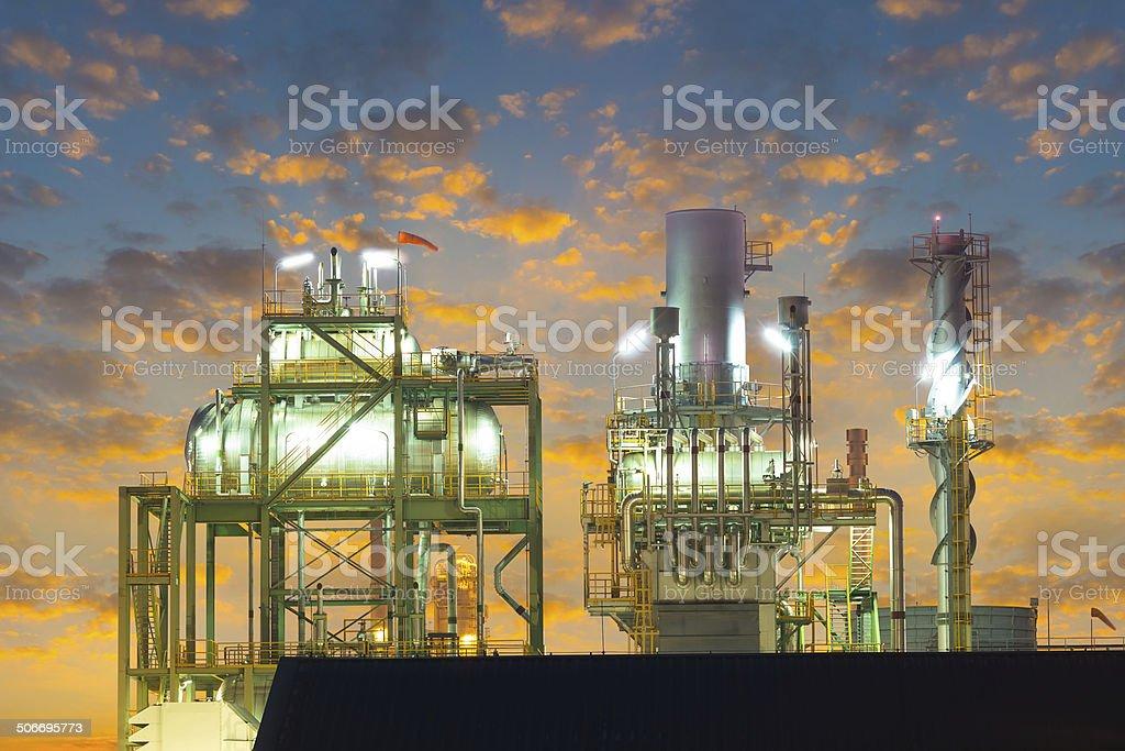 boiler machine stock photo