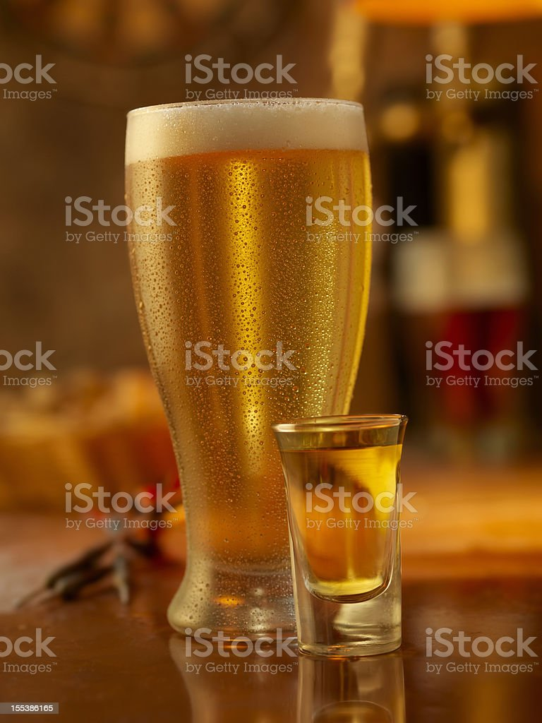 Boilermaker royalty-free stock photo