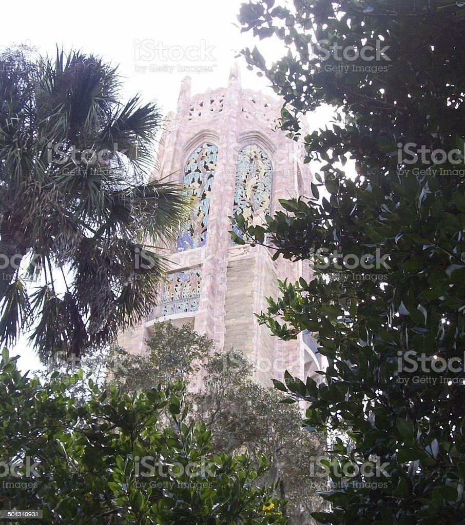 Bok Singing Tower stock photo
