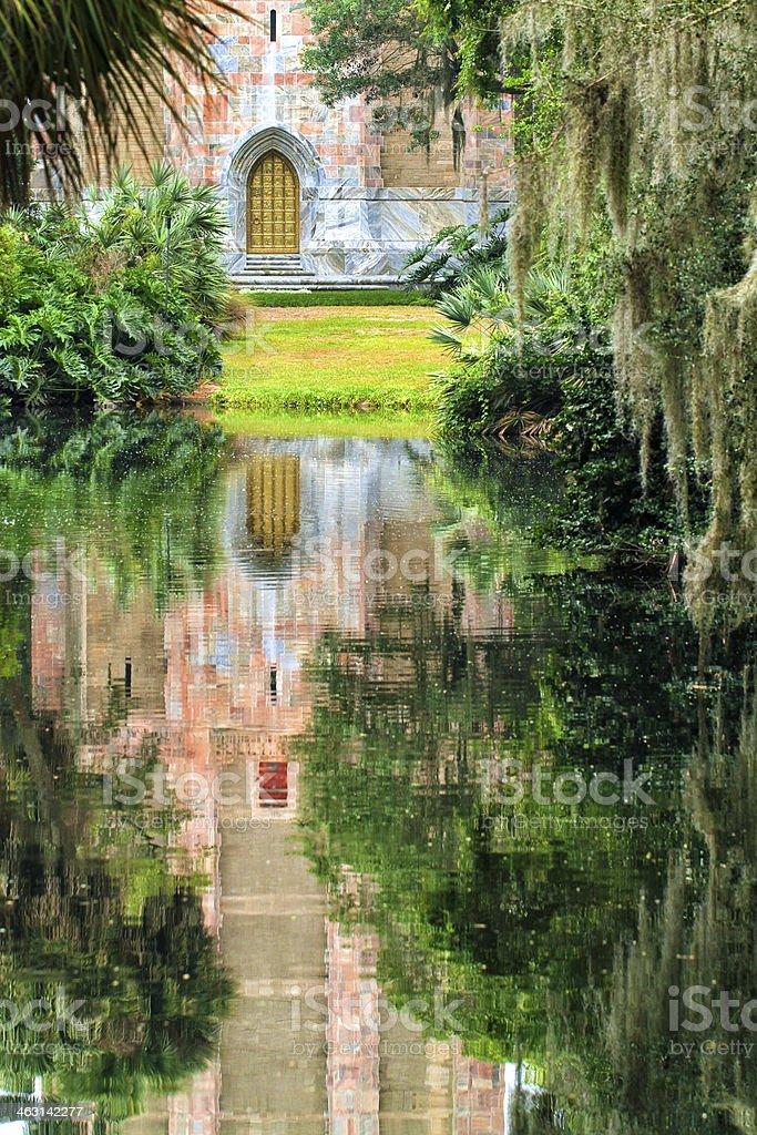 Bok Tower Gardens stock photo