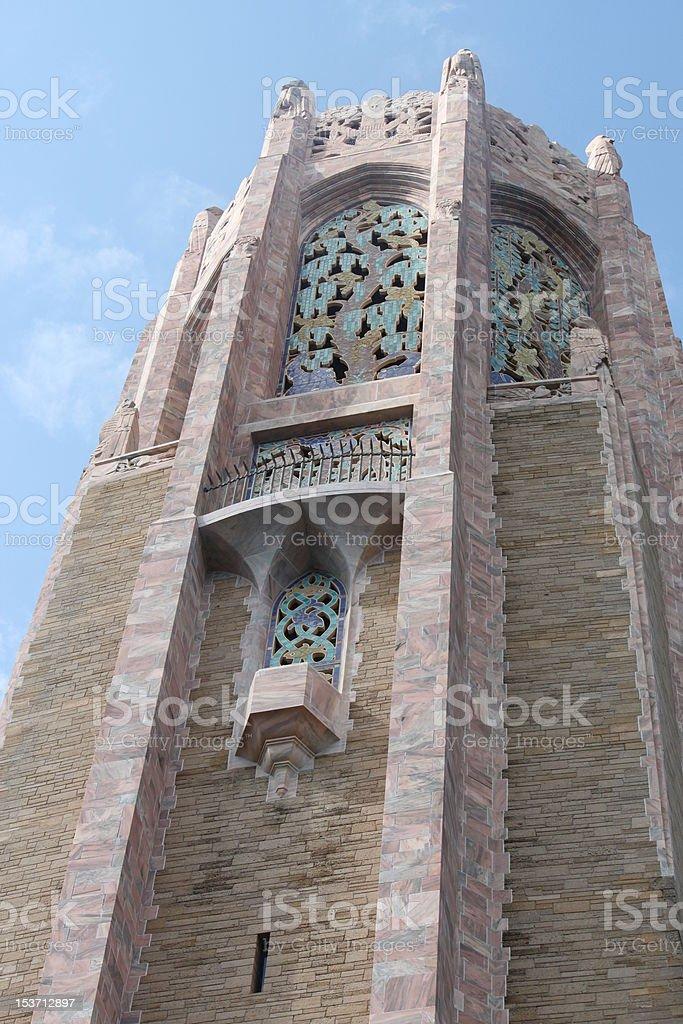 Bok Tower stock photo
