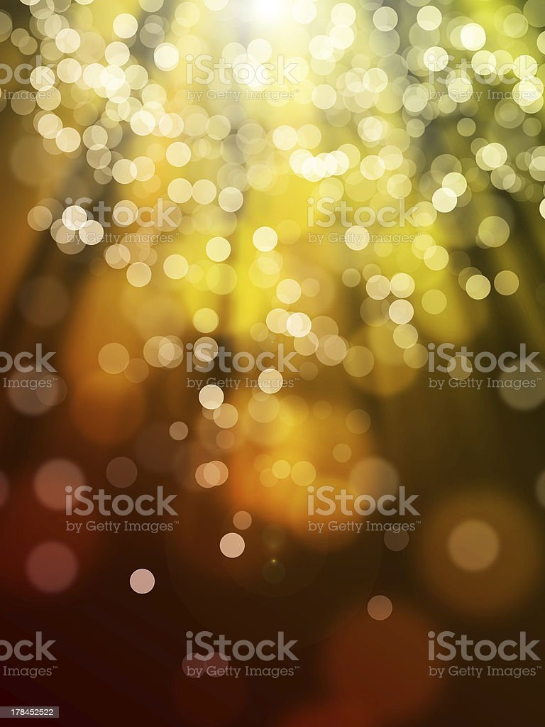 bokeh abstract background royalty-free stock photo
