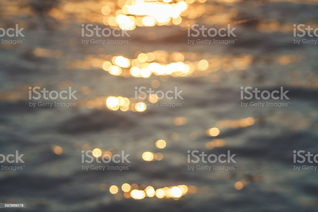 Bokeh And Bright Color stock photo