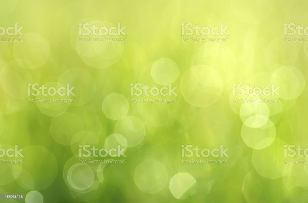 Bokeh background. stock photo