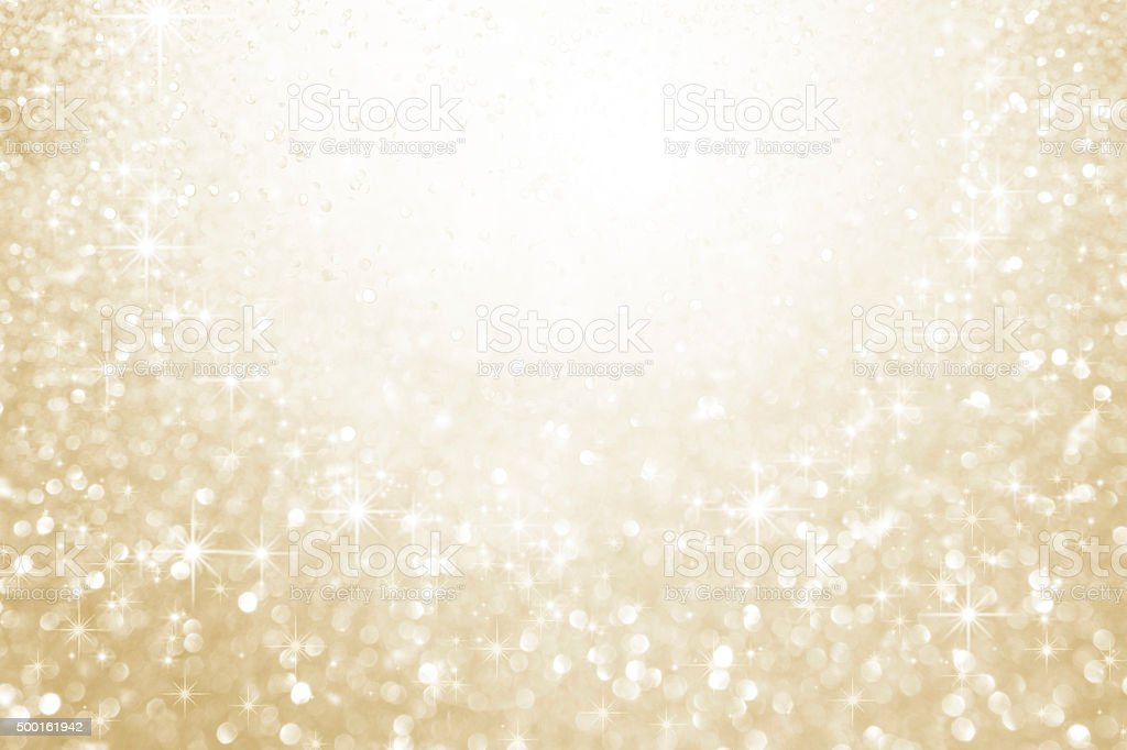 Bokeh christmas background. stock photo
