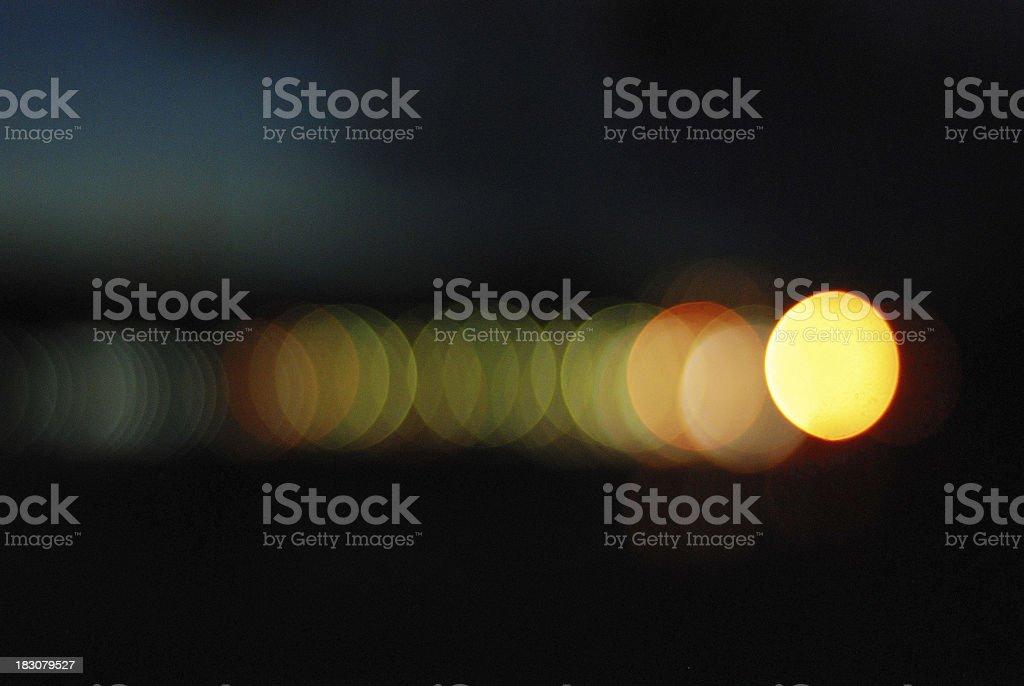 bokeh light royalty-free stock photo