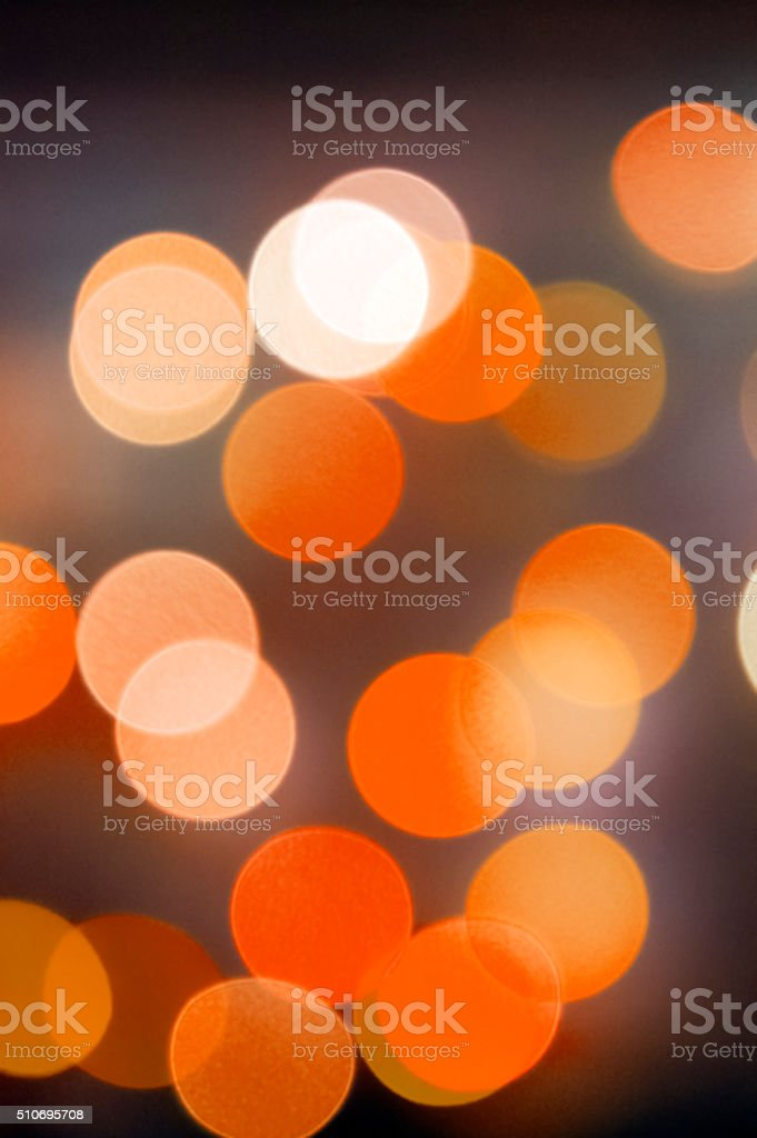 Bokeh Lights - Christmas Lights stock photo