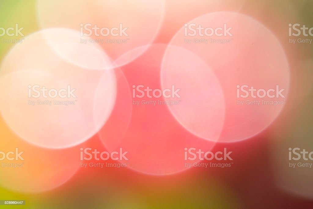 Bokeh stock photo