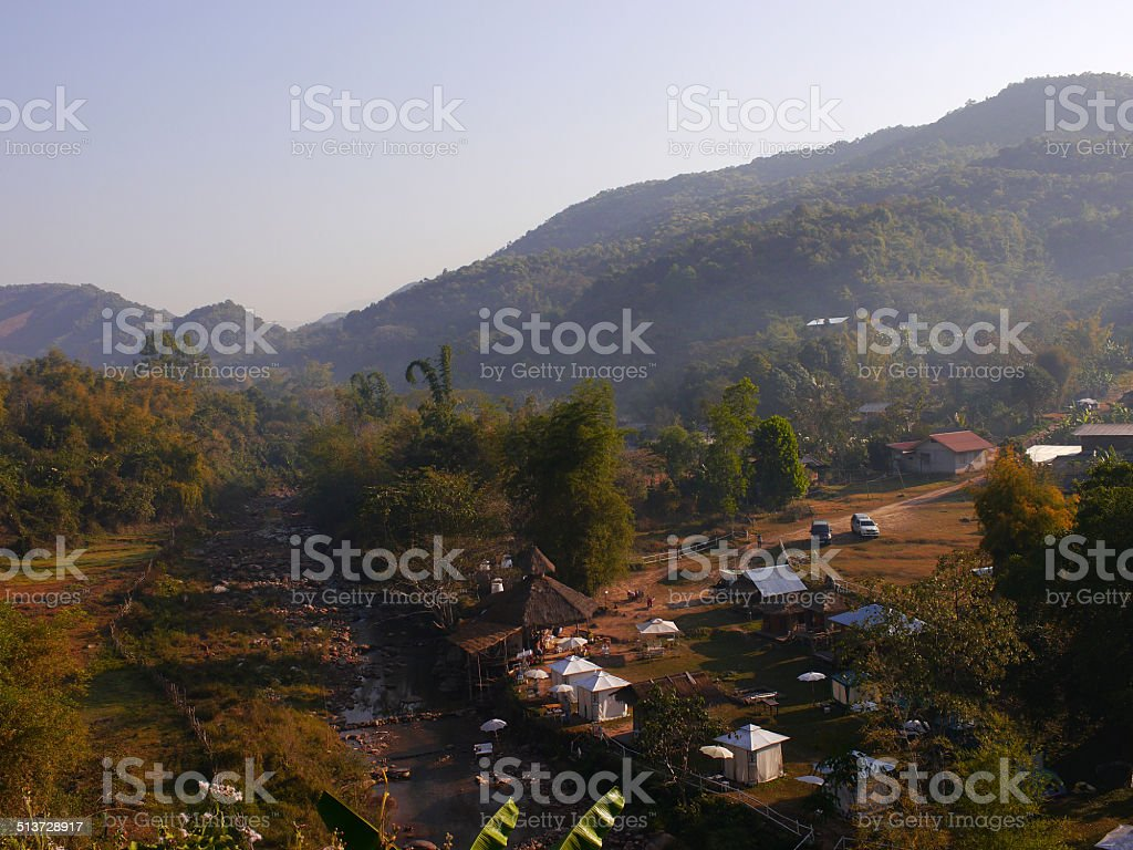 Boklua Nan Province stock photo