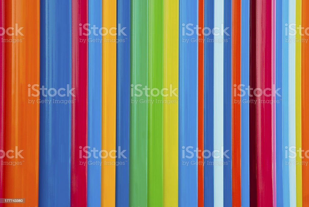 Bold Colors royalty-free stock photo