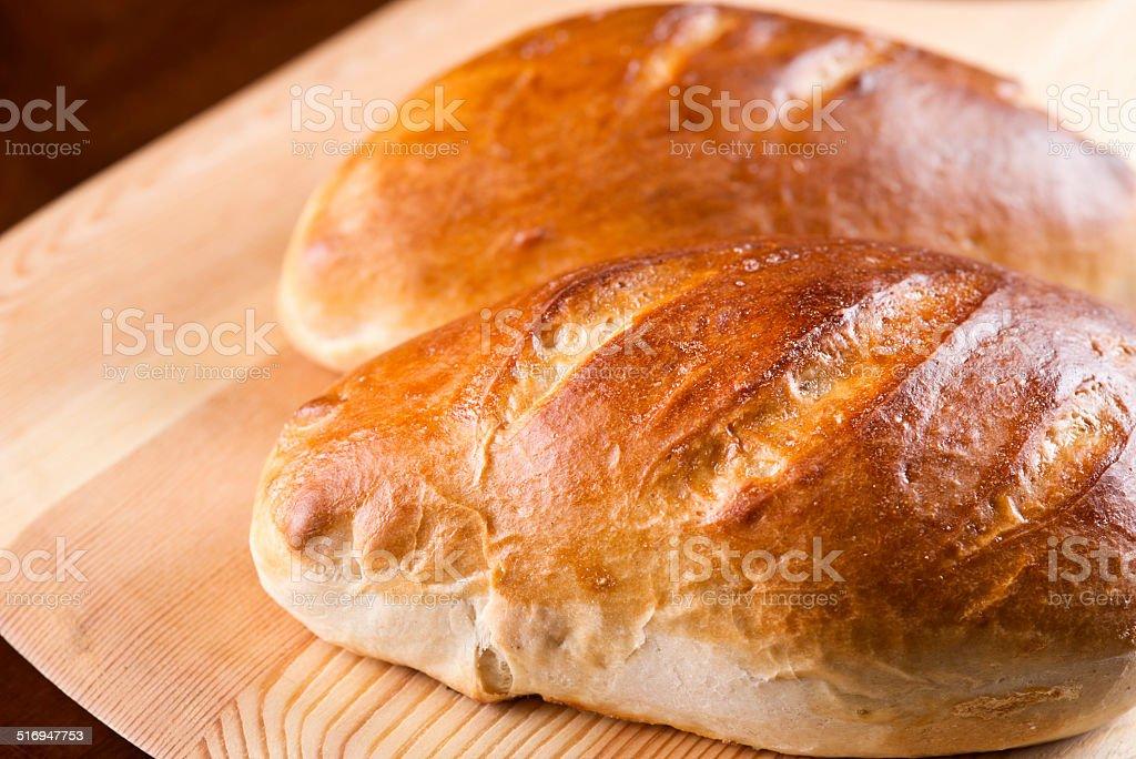 Bolillo Bread stock photo