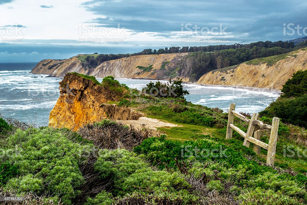 Bolinas, California stock photo
