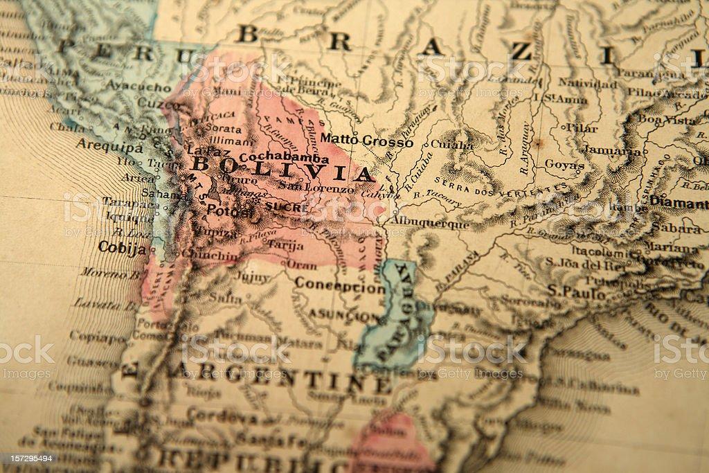 bolivia royalty-free stock photo