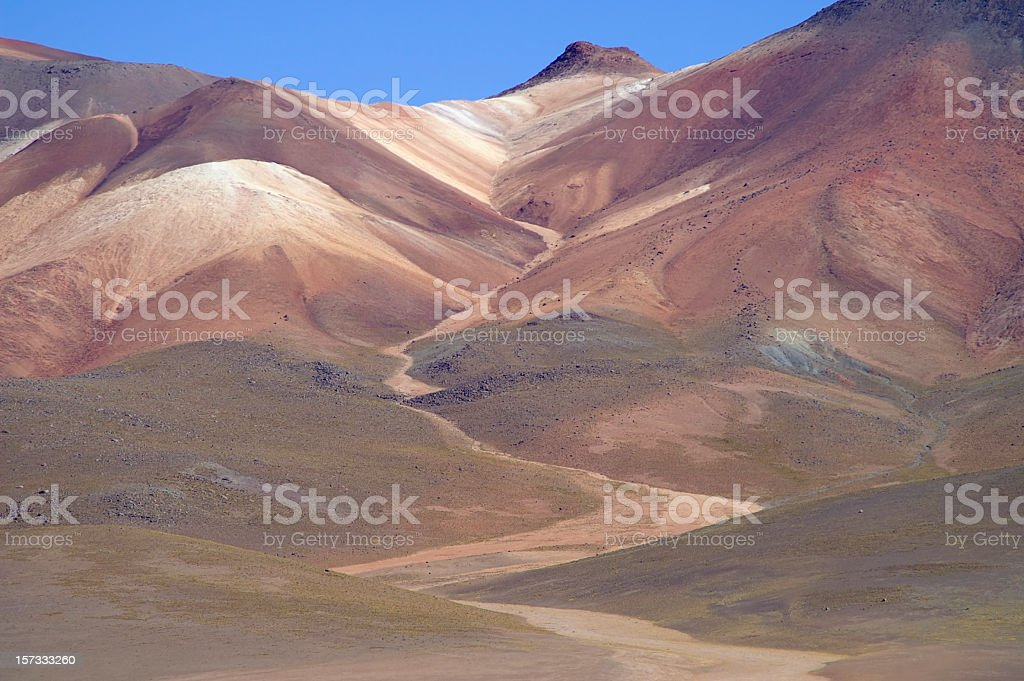 Bolivian Altiplano stock photo