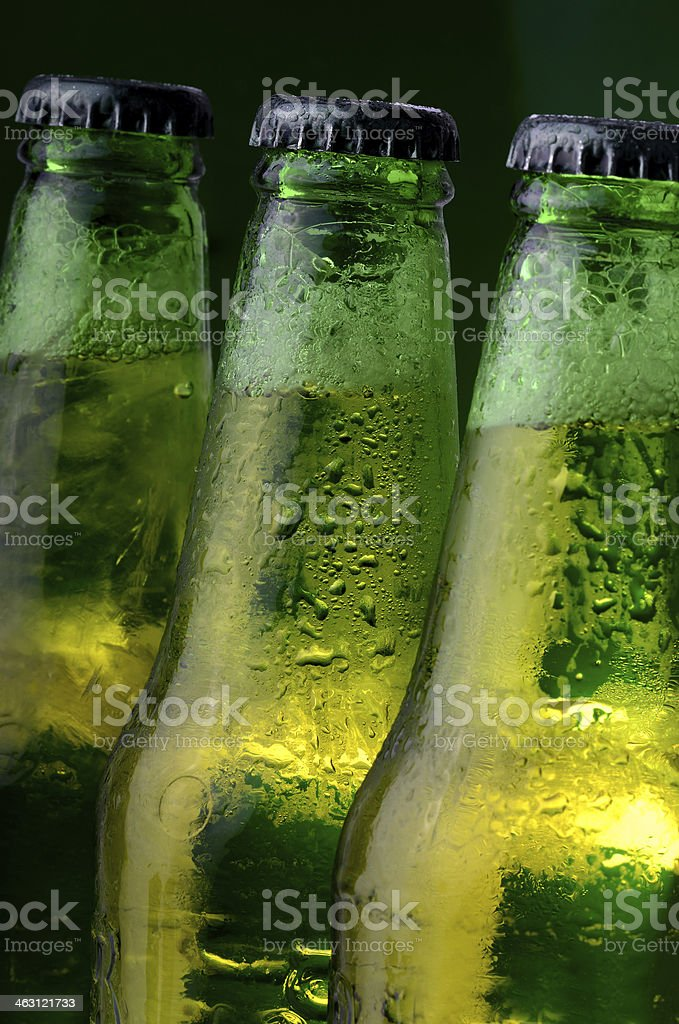 bollted beer royalty-free stock photo