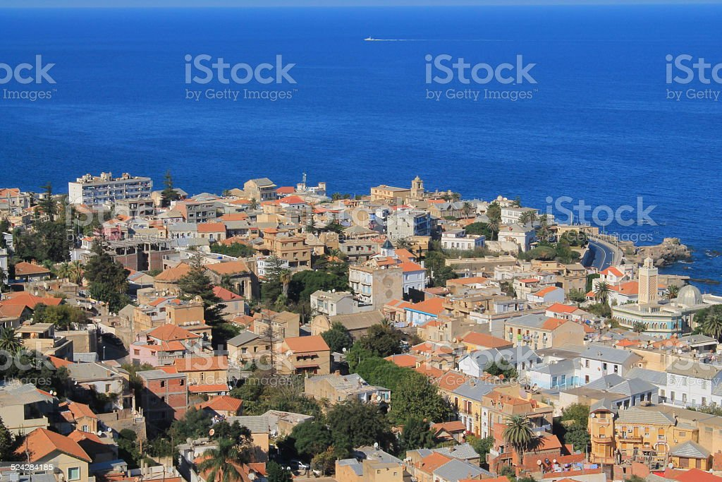 Bologhine ? Alger, Alg?rie stock photo