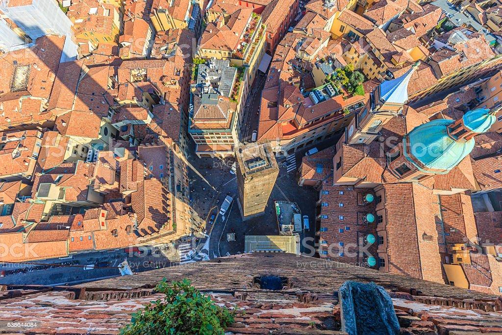Bologna - Emilia Romagna, Italy stock photo