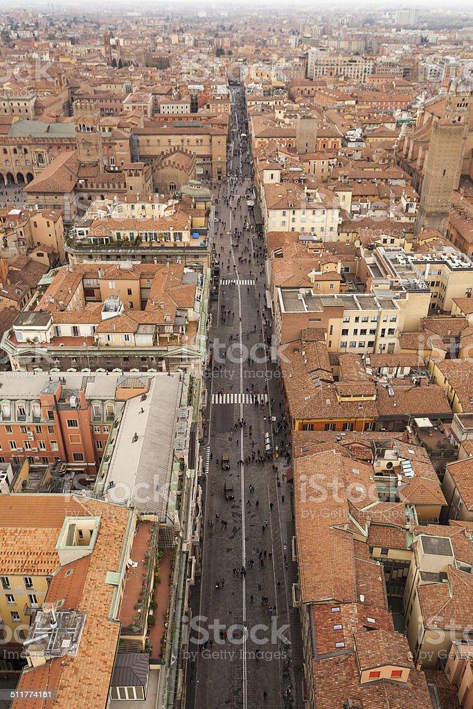 Bologna, Italy stock photo