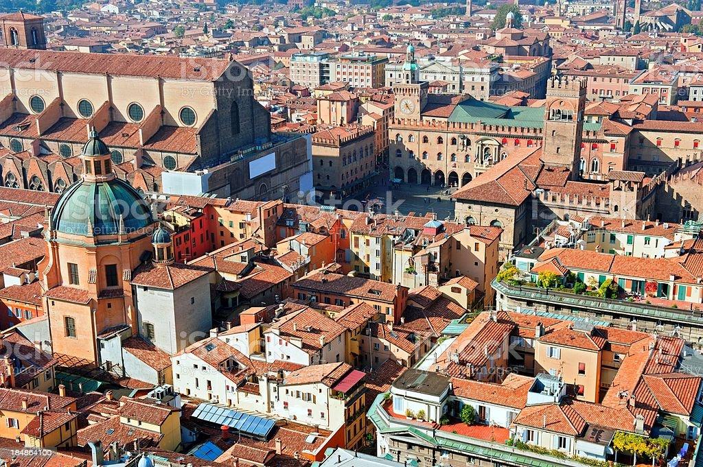Bologna stock photo